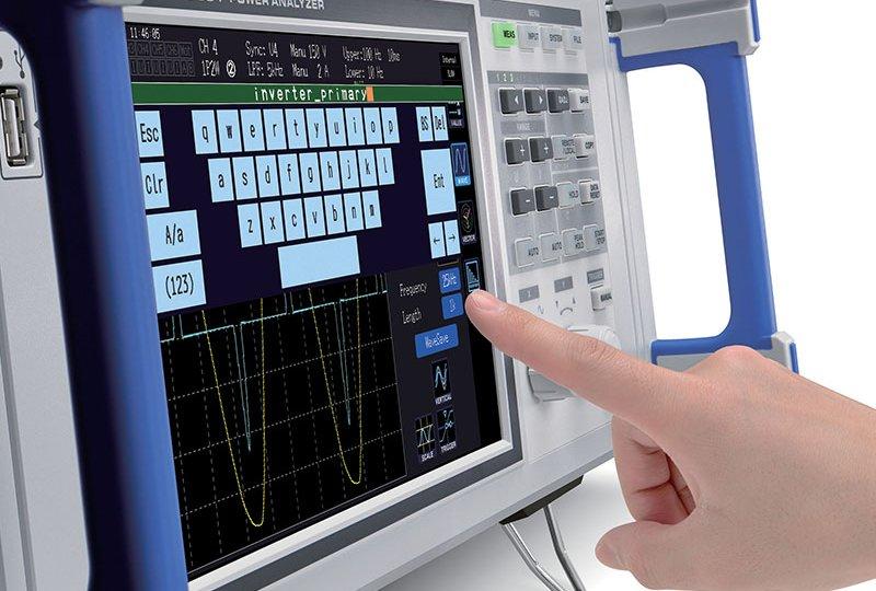 PW6001 Analizzatore di potenza HIOKI