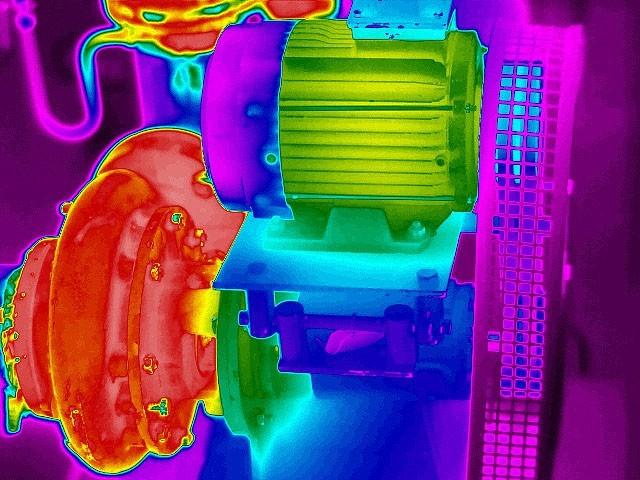 Controllo e manutenzione dei motori elettrici