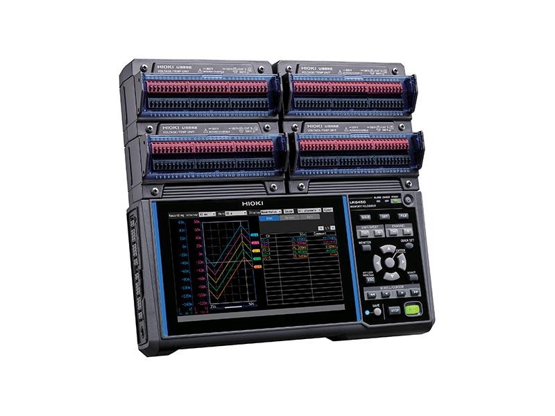 Nuova serie datalogger HIOKI LR8450