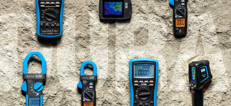 Nuova serie di strumenti di misura da cantiere Asita DURA