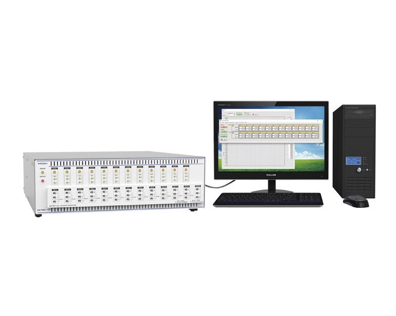 Valutazione di sistemi BMS di batterie al litio con semplicità, sicurezza e precisione