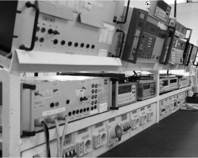 laboratorio taratura